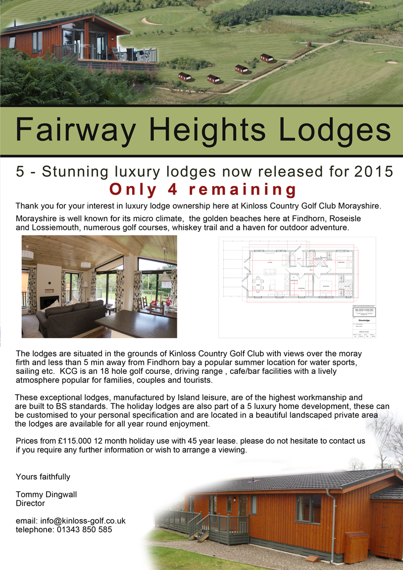 Fairway Height Lodges